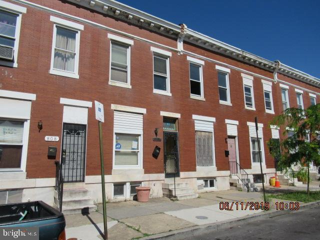 810 N Lakewood Avenue, BALTIMORE, MD 21205 (#MDBA473202) :: The Maryland Group of Long & Foster Real Estate