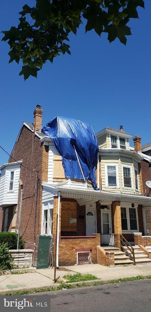 332 Adeline Street, TRENTON, NJ 08611 (#NJME280898) :: Keller Williams Realty - Matt Fetick Team
