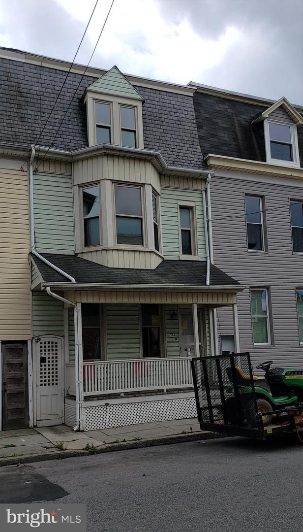 724 W Philadelphia Street, YORK, PA 17401 (#PAYK119286) :: The Joy Daniels Real Estate Group