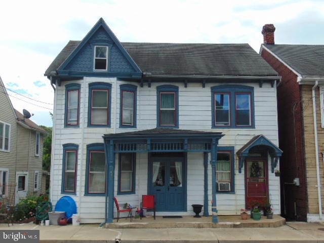 409-411 E Market Street, MARIETTA, PA 17547 (#PALA134980) :: Flinchbaugh & Associates