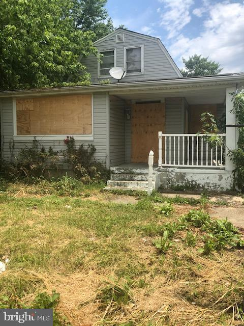 1811 Dundalk Avenue, BALTIMORE, MD 21222 (#MDBA473528) :: Corner House Realty