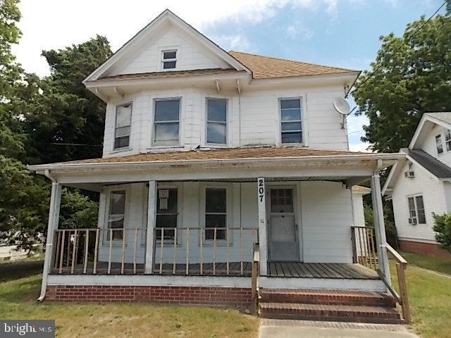 207 E Main Street, FRUITLAND, MD 21826 (#MDWC103908) :: Arlington Realty, Inc.