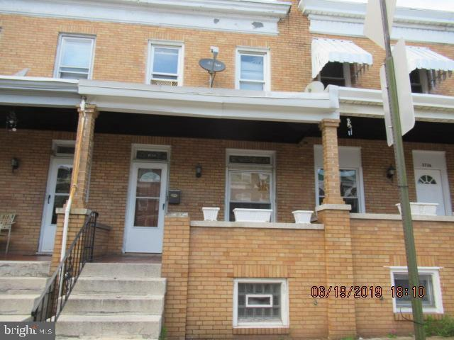 2734 E Biddle Street, BALTIMORE, MD 21213 (#MDBA473660) :: Homes to Heart Group