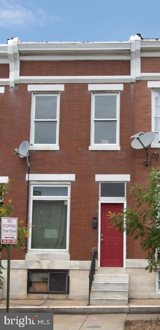 2932 E Fayette Street, BALTIMORE, MD 21224 (#MDBA473840) :: Keller Williams Pat Hiban Real Estate Group