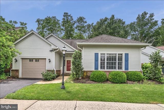 41 Hedge Row Road, PRINCETON, NJ 08540 (#NJMX121452) :: Tessier Real Estate