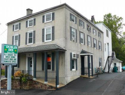 101 S Main Street, DUBLIN, PA 18917 (#PABU472942) :: John Smith Real Estate Group