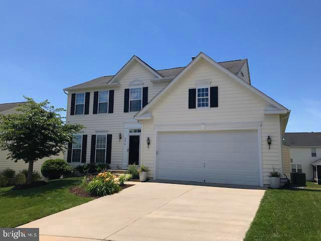 5414 Silver Maple Lane, FREDERICKSBURG, VA 22407 (#VASP213720) :: RE/MAX Cornerstone Realty