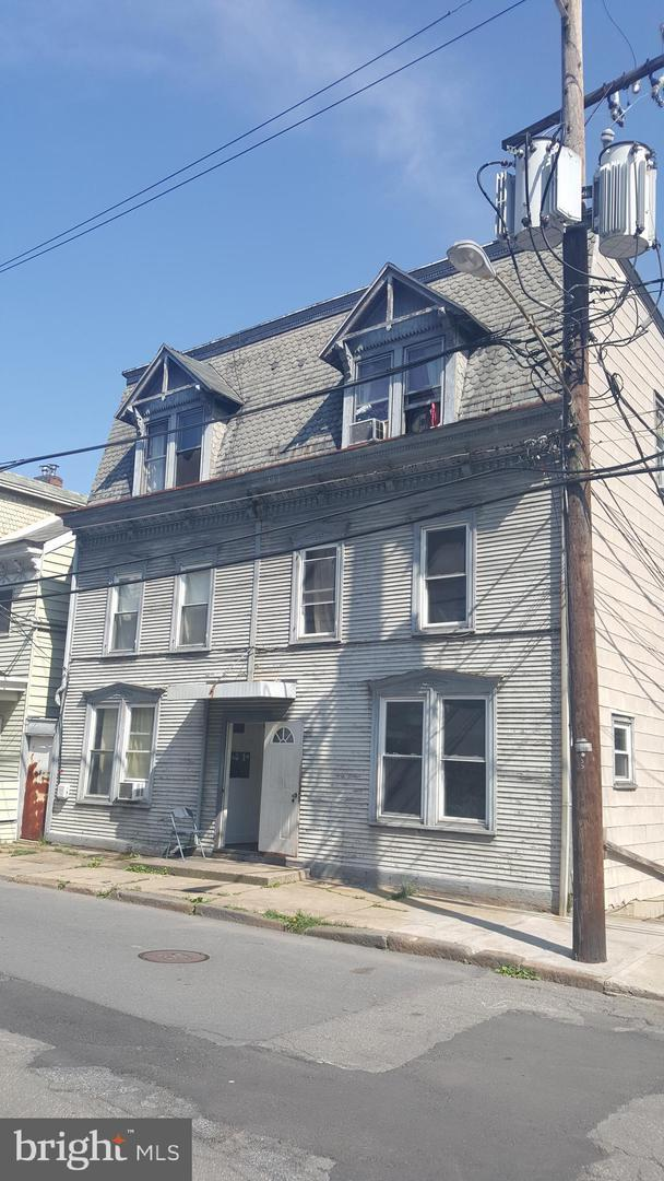 319 W Arch Street, POTTSVILLE, PA 17901 (#PASK126546) :: The Joy Daniels Real Estate Group