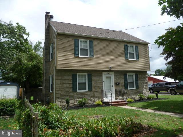 402 W Race Street, MILLVILLE, NJ 08332 (MLS #NJCB121364) :: The Dekanski Home Selling Team