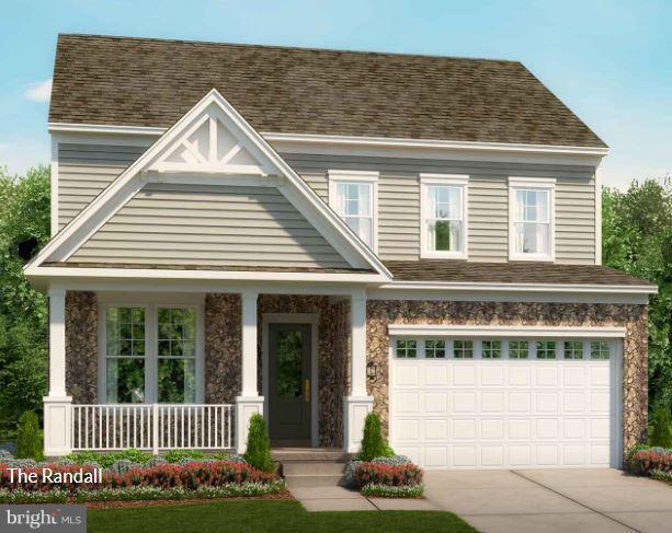 0 Broad Wing Drive, ODENTON, MD 21113 (#MDAA405082) :: The Maryland Group of Long & Foster Real Estate