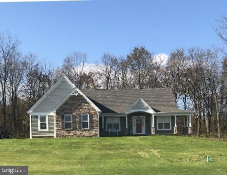Lot 16 Stormfield Drive E, MARTINSBURG, WV 25404 (#WVBE169050) :: Dart Homes