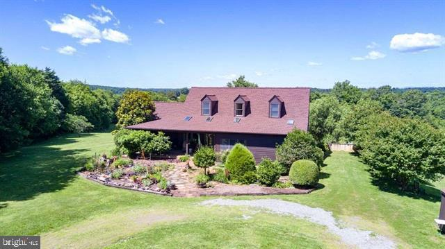 824 Bootons Lane, ORANGE, VA 22960 (#VAMA107784) :: The Licata Group/Keller Williams Realty