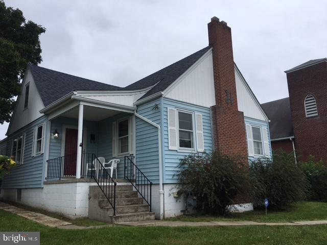 506 E Oldtown Road, CUMBERLAND, MD 21502 (#MDAL132082) :: ExecuHome Realty