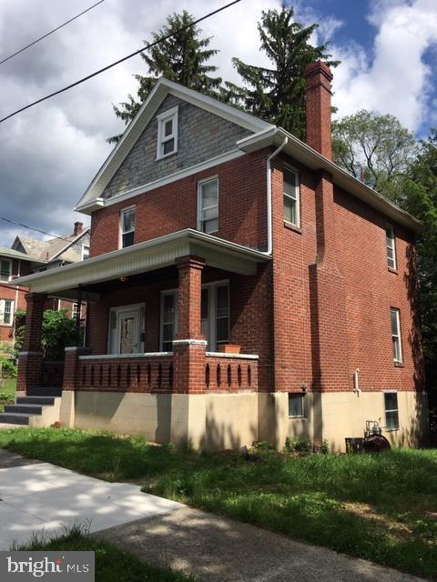 317 Magruder Street, CUMBERLAND, MD 21502 (#MDAL132088) :: The Licata Group/Keller Williams Realty