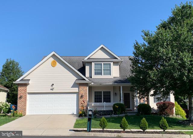 2467 Cope Drive, MECHANICSBURG, PA 17055 (#PACB114960) :: Liz Hamberger Real Estate Team of KW Keystone Realty