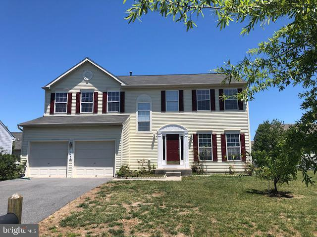 1629 Osprey Circle, CAMBRIDGE, MD 21613 (#MDDO123824) :: AJ Team Realty