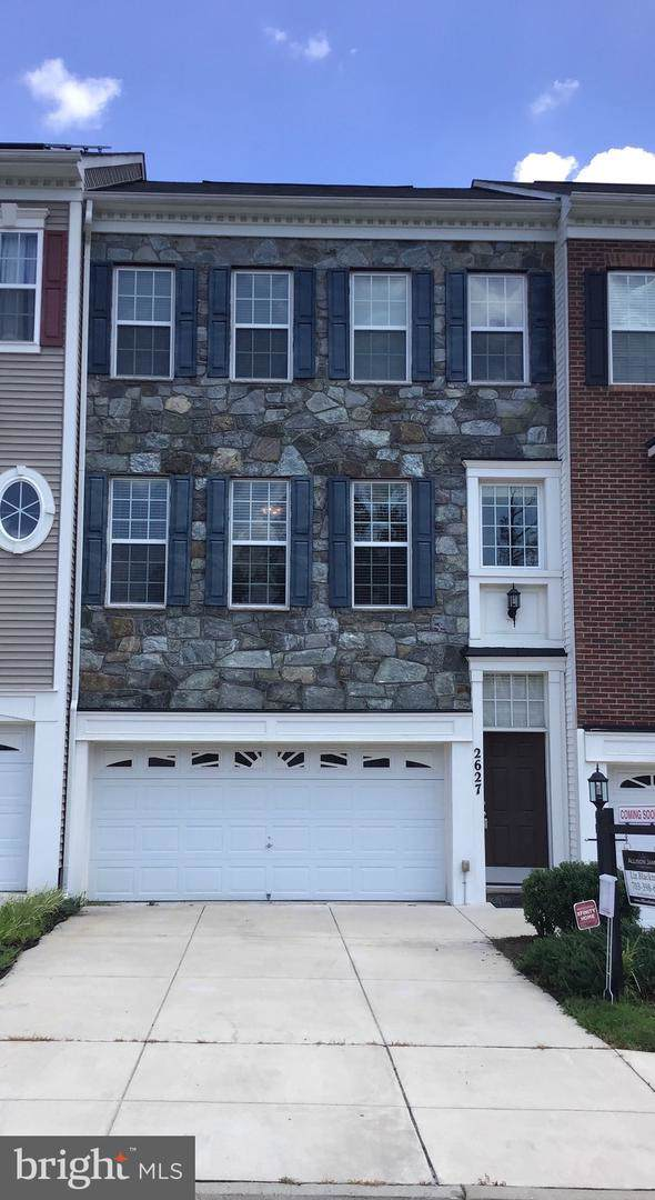 2627 Glenriver Way, WOODBRIDGE, VA 22191 (#VAPW472600) :: Generation Homes Group