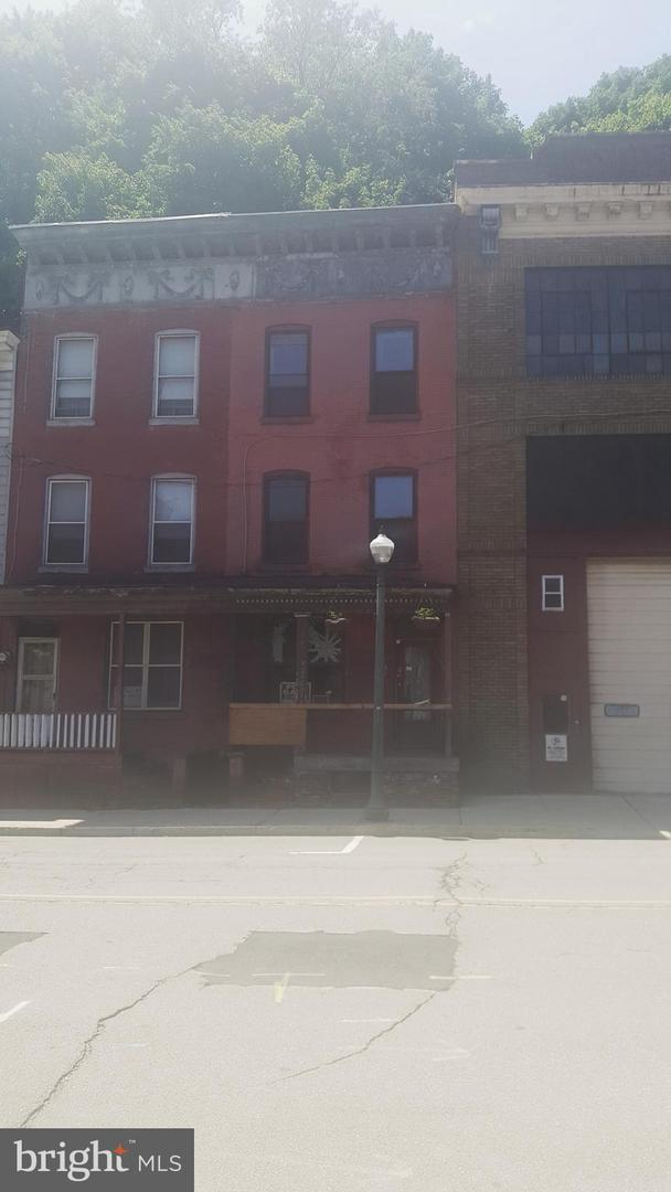 531-A N Centre Street, POTTSVILLE, PA 17901 (#PASK126656) :: Ramus Realty Group
