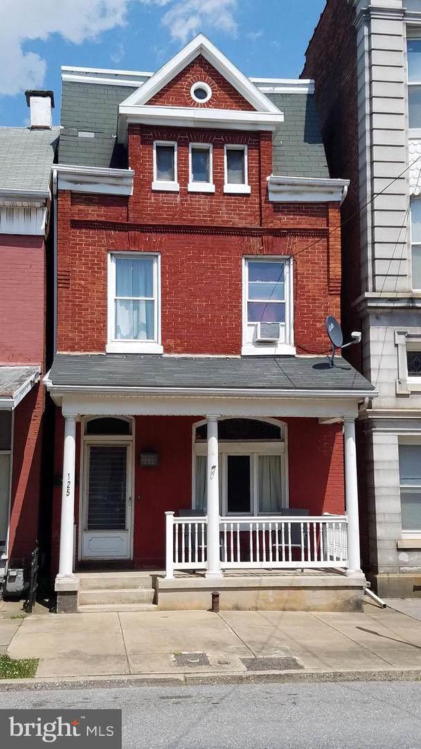 125 S Main Street, SPRING GROVE, PA 17362 (#PAYK120336) :: Flinchbaugh & Associates