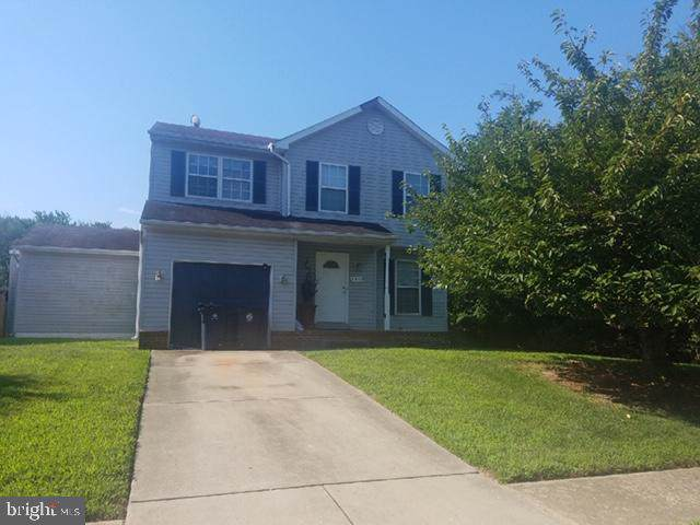 5915 Plata Street, CLINTON, MD 20735 (#MDPG534970) :: AJ Team Realty