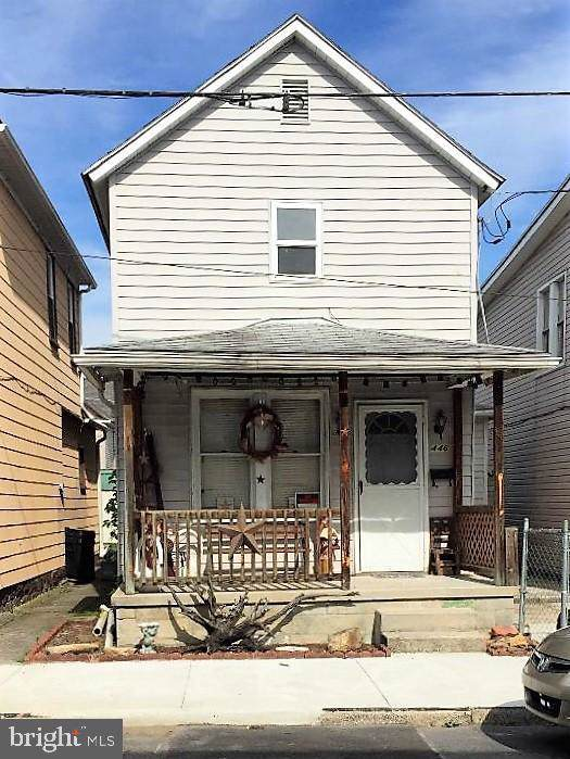 446 Seymour Street, CUMBERLAND, MD 21502 (#MDAL132130) :: SURE Sales Group