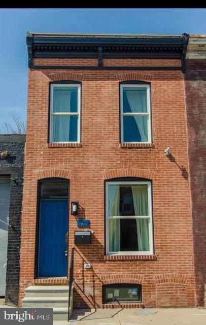 520 N Patterson Park Avenue, BALTIMORE, MD 21205 (#MDBA475438) :: The Riffle Group of Keller Williams Select Realtors