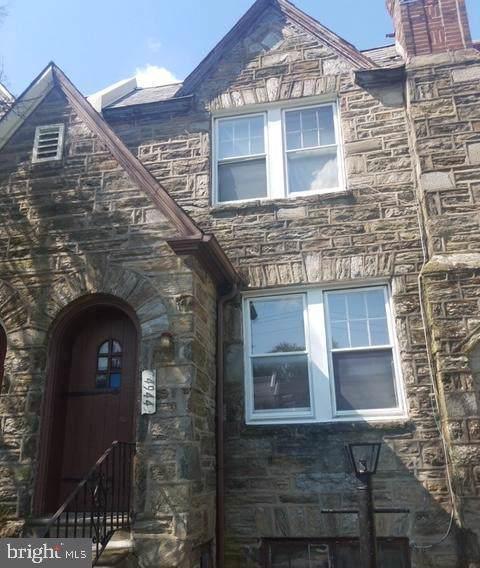 4944 Pulaski Avenue, PHILADELPHIA, PA 19144 (#PAPH813656) :: Keller Williams Realty - Matt Fetick Team