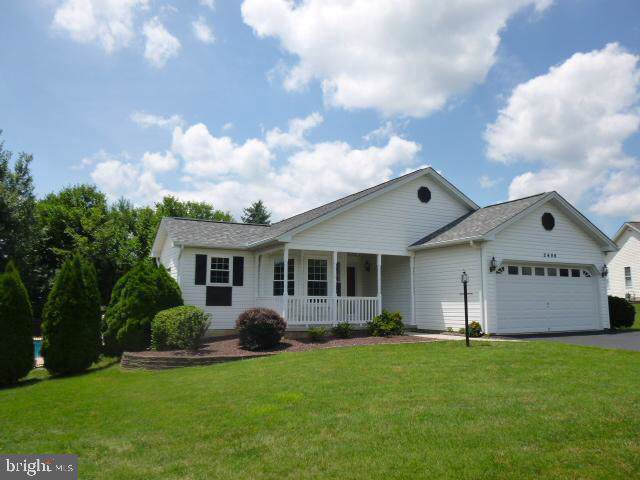 2408 Bailey Avenue, NEW FREEDOM, PA 17349 (#PAYK120498) :: ExecuHome Realty