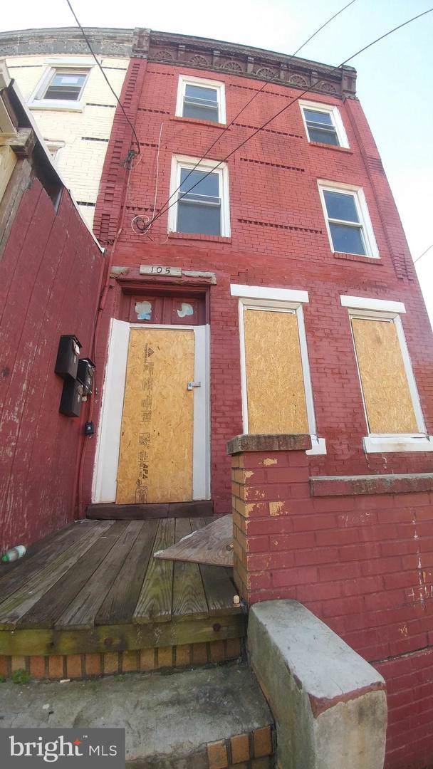 105 Walnut Avenue, TRENTON, NJ 08609 (#NJME282082) :: RE/MAX Main Line