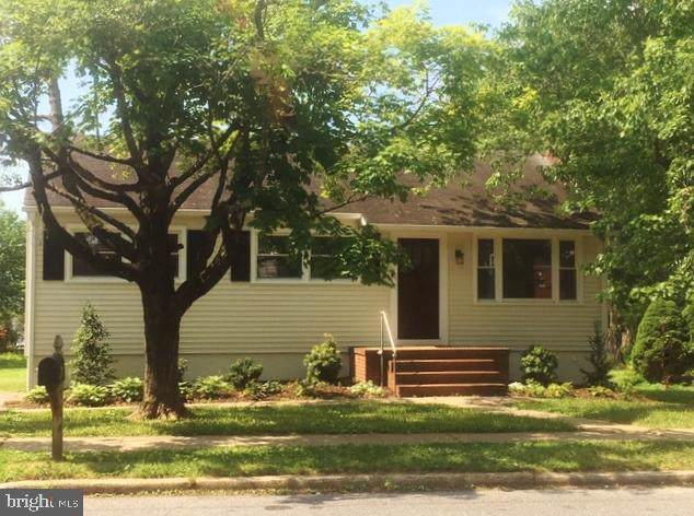 2316 Rockwell Avenue, CATONSVILLE, MD 21228 (#MDBC464536) :: The Daniel Register Group