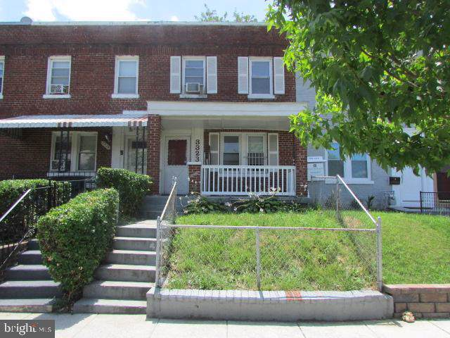 3323 Dix Street NE, WASHINGTON, DC 20019 (#DCDC434084) :: Homes to Heart Group