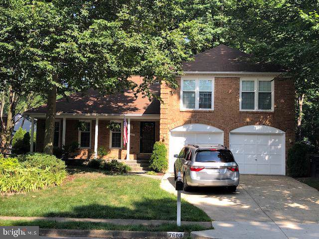 7603 Gralnick Place, SPRINGFIELD, VA 22153 (#VAFX1075758) :: The Daniel Register Group