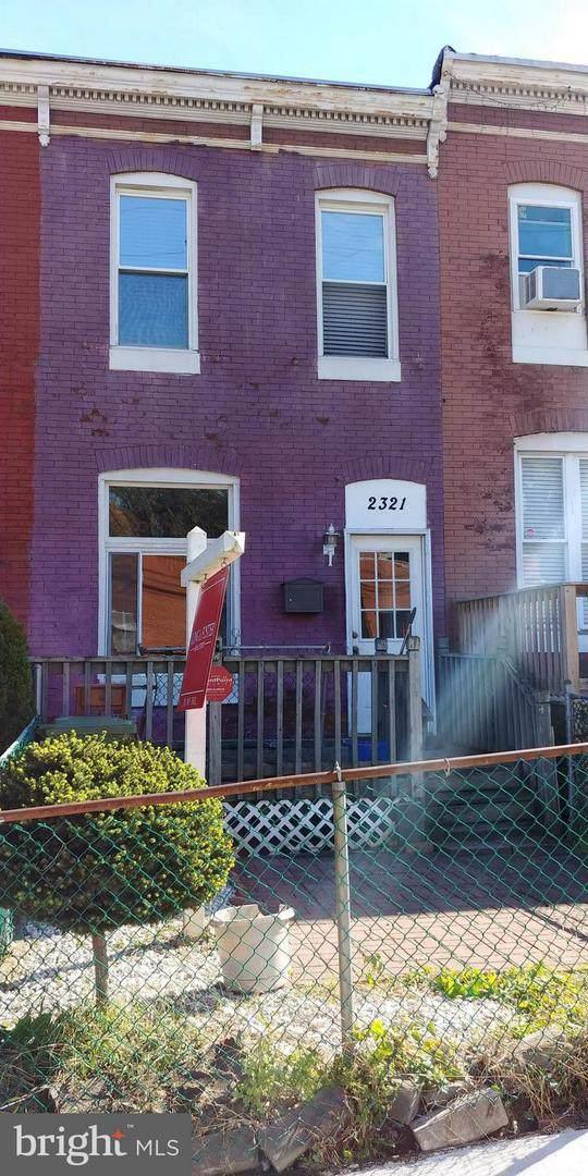 2321 Washington Boulevard, BALTIMORE, MD 21230 (#MDBA475906) :: Dart Homes