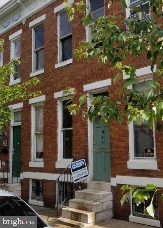 443 Whitridge Avenue, BALTIMORE, MD 21218 (#MDBA475976) :: ExecuHome Realty