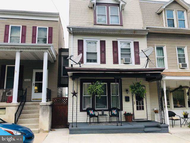 620 Schuylkill Ave., POTTSVILLE, PA 17901 (#PASK126776) :: The Heather Neidlinger Team With Berkshire Hathaway HomeServices Homesale Realty