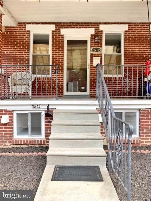 2843 S Iseminger Street, PHILADELPHIA, PA 19148 (#PAPH815050) :: Keller Williams Realty - Matt Fetick Team