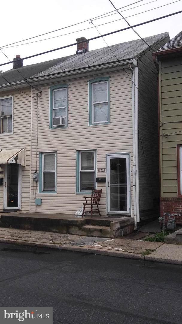 1260 Willow Street, LEBANON, PA 17046 (#PALN107950) :: The Joy Daniels Real Estate Group