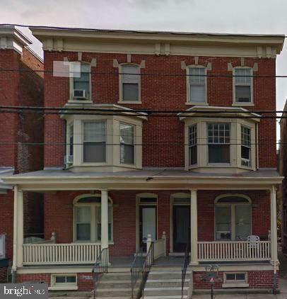 118 E James Street, LANCASTER, PA 17602 (#PALA136516) :: Flinchbaugh & Associates