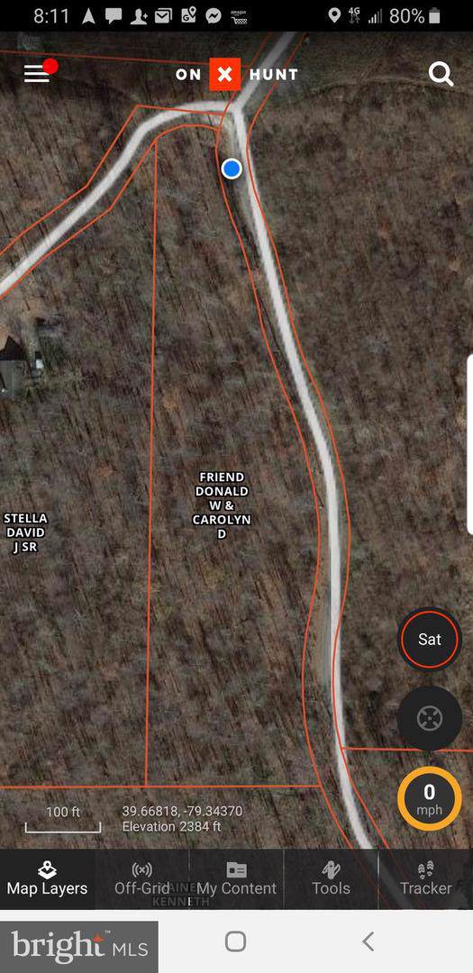 Sam Friend Road, ACCIDENT, MD 21520 (#MDGA130956) :: Bruce & Tanya and Associates