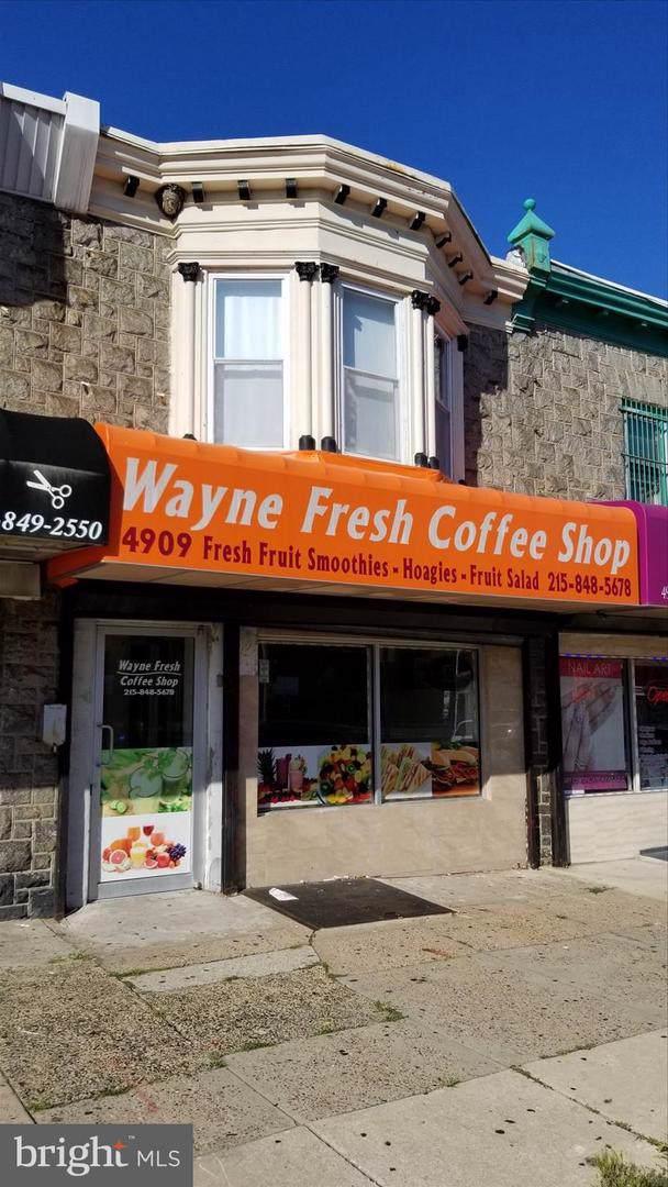 4909 Wayne Avenue, PHILADELPHIA, PA 19144 (#PAPH815800) :: ExecuHome Realty
