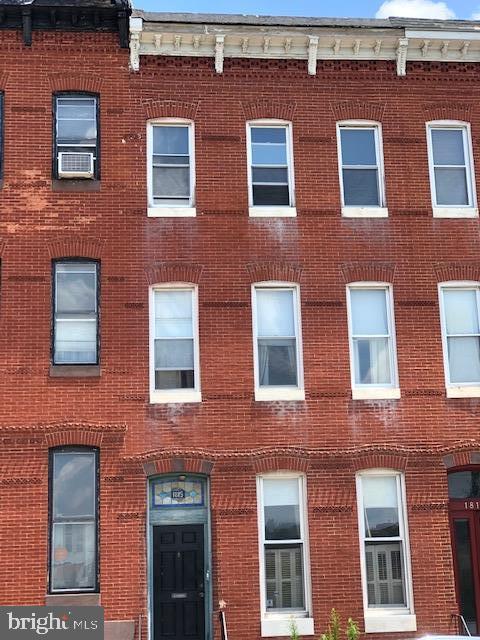 1815 Park Avenue, BALTIMORE, MD 21217 (#MDBA476612) :: Bob Lucido Team of Keller Williams Integrity