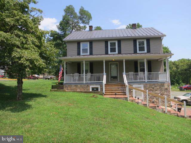 819 James Madison Highway, WARRENTON, VA 20186 (#VAFQ161440) :: Bruce & Tanya and Associates