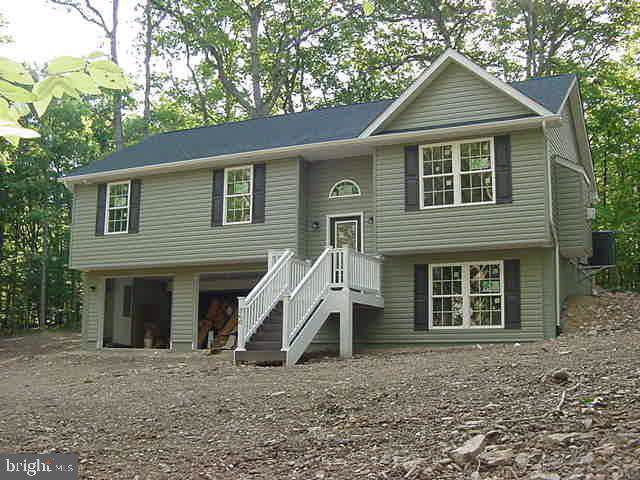 Lot 489A (new home) Goode Drive, FRONT ROYAL, VA 22630 (#VAWR137544) :: The Gold Standard Group