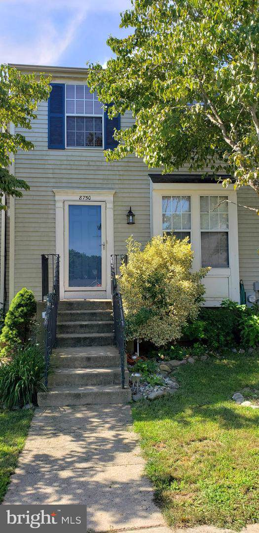 8750 Chesapeake Lighthouse Drive, NORTH BEACH, MD 20714 (#MDCA171046) :: The Maryland Group of Long & Foster Real Estate