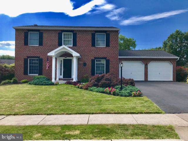 2424 Clover Drive, MECHANICSBURG, PA 17055 (#PACB115484) :: The Heather Neidlinger Team With Berkshire Hathaway HomeServices Homesale Realty