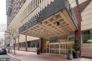 1901 John F Kennedy Boulevard #603, PHILADELPHIA, PA 19103 (#PAPH816620) :: Jim Bass Group of Real Estate Teams, LLC