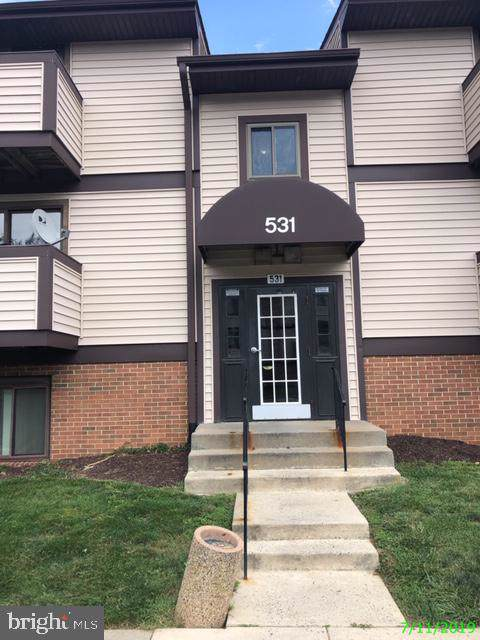 531-B Heather Ridge Drive 9B, FREDERICK, MD 21702 (#MDFR250250) :: The Bob & Ronna Group