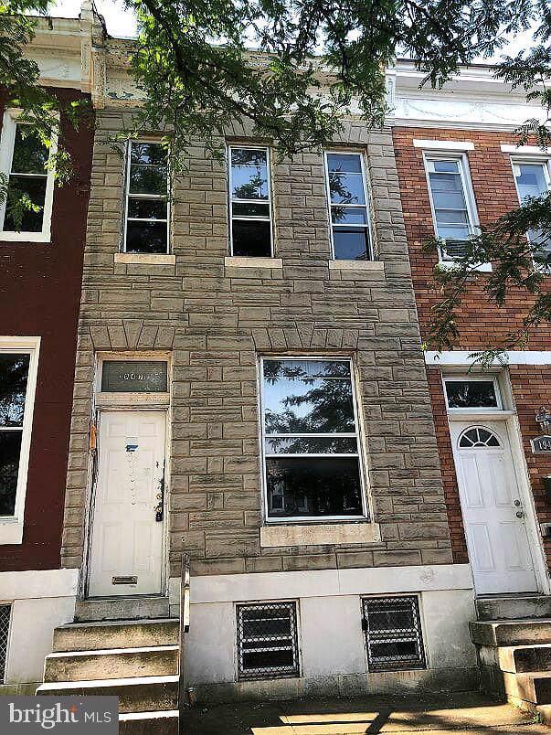 1947 W Lexington Street, BALTIMORE, MD 21223 (#MDBA477072) :: ExecuHome Realty