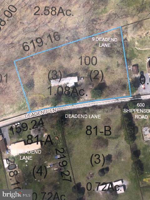 9 Deadend Lane, SHIPPENSBURG, PA 17257 (#PACB115622) :: ExecuHome Realty