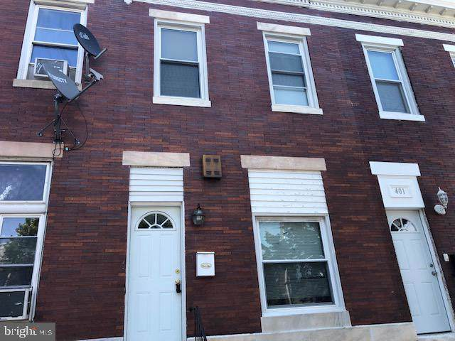 403 N Kenwood Avenue, BALTIMORE, MD 21224 (#MDBA477246) :: Network Realty Group